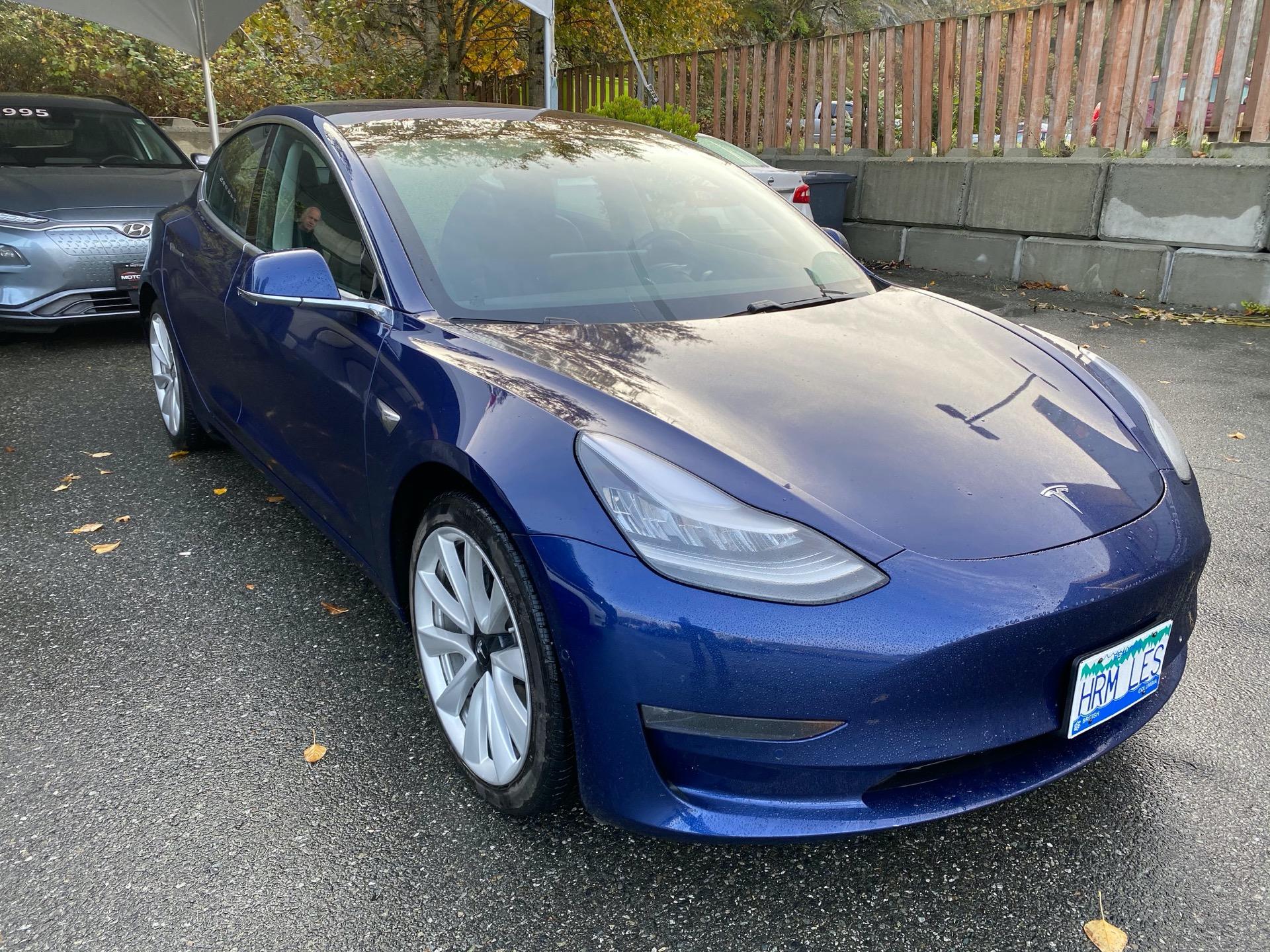 2018 Tesla Model 3 - MotorizeMotorize